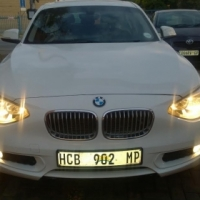 2013 bmw 116i Automatic with sunroof for R185000.00