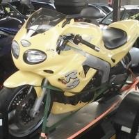 2003 Triumph Sprint Motorbike (40 000 km)