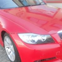BMW 390E90 MOTOR SPORT 2007
