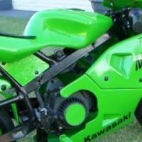 49cc pocket bike te koop