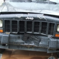 Jeep Cherokee XJ Stripping for Used Parts