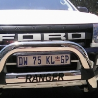 Selling nudge bars & bull bars for all bakkies free fitment