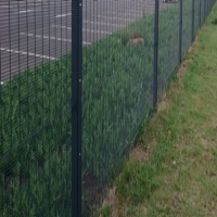 ISO welded wire mesh fencing