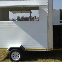 Mobile Kitchen / Food Trailer for sale