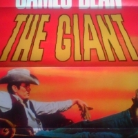 Original James Dean GIANT collectable vintage movie poster