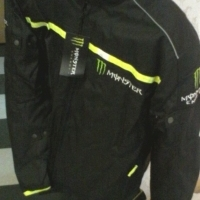 Brand New Monster/Yamaha Jacket R1500 EACH At CLIVES BIKES Sa