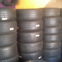 VERY GOOD USED TYRES ON +65% TREAD .