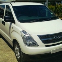 2012 Hyundai H-1 Multicab 6 seater Bus CRDi