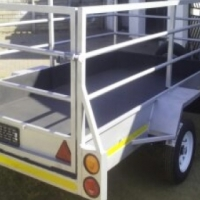 Custom size trailers