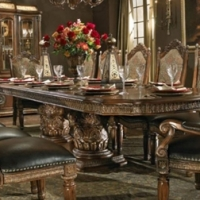 New replica antique dining room suites