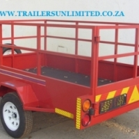 ((((( TRAILERS UNLIMITED UTILITY 2))))))
