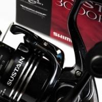 Fishing Reel Shimano Sustain 3000FG CI4