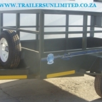 ((((( TRAILERS UNLIMITED UTILITY # )))))
