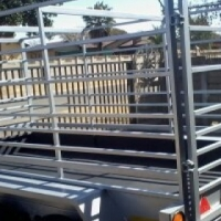 Trailers available - custom made
