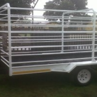 Catlle trailers, and more