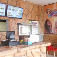 Franchised Fast Food Restaurant