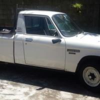 1980 Isuzu KB 1900 diesel