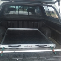 Heavy Duty Sliding Cargo Carrier Platforms