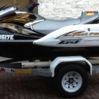 Yamaha F160 Waverunner Fishing Jetski, used for sale  South Coast