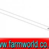 S647 New Hippo Grain Auger 100mm x 6m / Graan Awegaar 100mm x 6m