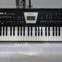 Roland Bk-3 Backing Keyboard For Sale