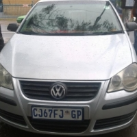 2006 Volkswagen Polo Classic in good condition R 59999.00