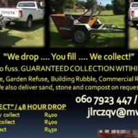 Mini skip business for sale