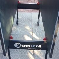Sponeta fold up Table Tennis Table