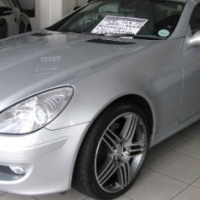 2005 Mercedes Benz SLK350 A/T (Convertible) Coupe
