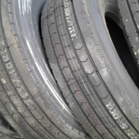 Truck tyres available 24 hours