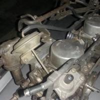 Honda Prelude 1800 Dual Carburetor