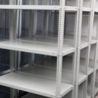 Steel Shelving and galvanised steel shelving