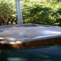 6 Seater portable Jacuzzi