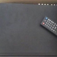 Logik DVD player combo