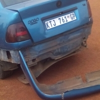 Accident damaged bakkies and vans looking to be bought for instant cash.