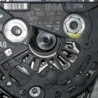 Alternator Bosch 150A VW -Audi  [Ford Seat Dodge Jeep Audi Seat Skoda]