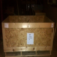 Pallet Crate (krat)