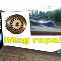 LOST ONE  MAG RIMS?