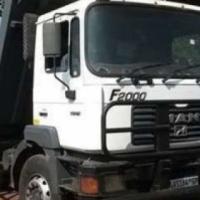 10m3 tipper & (6m3) tipper trucks for rubble removal