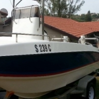 Sea Cat 510 skiboat 2009