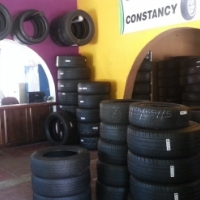 Bmw x5 front 19 inch tyres 255 50 Bridgestone
