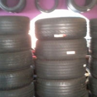 second hand tyres normal or run-flat available now.