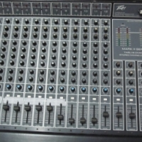 12 Channel Peavey Mixing Desk