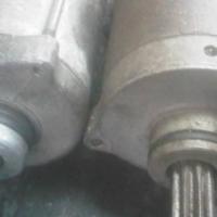 CLIVES BIKES IMPORTS- suzuki gs 550 starter motor used R750
