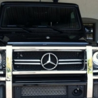 Bull Bar Mercedes G Wagon G63 G55 G500 G550 G350 Amg
