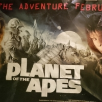 Movie Banner: Planet Of the Apes (2001)