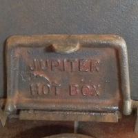 Jupiter Hot Box - Rare