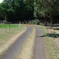 15 hek pragtige plot 8 km buite potch