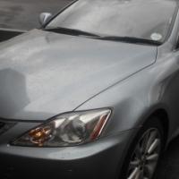 Lexus  Is250 2009 Sedan V6 Engine  120,000 km Sun Roof  Automatic Gear
