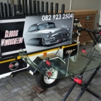 Windscreens to Cape Town
